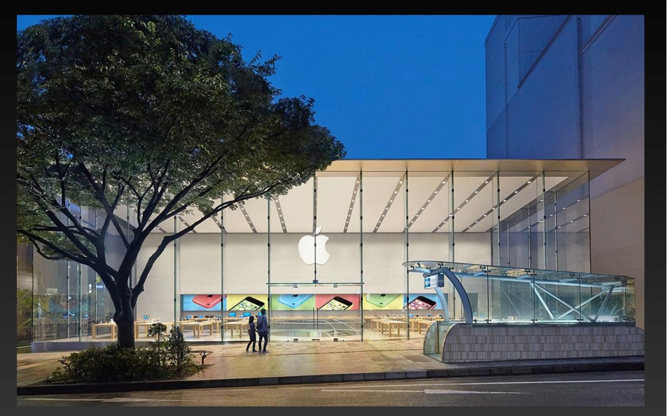 AppleStore表参道 01 13062014 230039