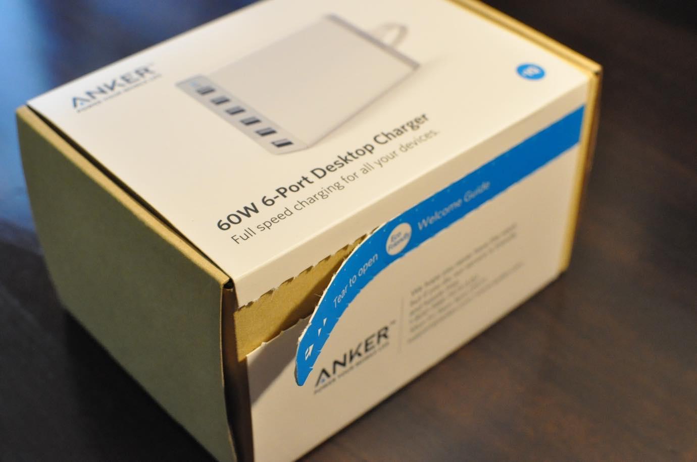 Anker 60W 6ポート USB急速充電器 09 20150808 135911