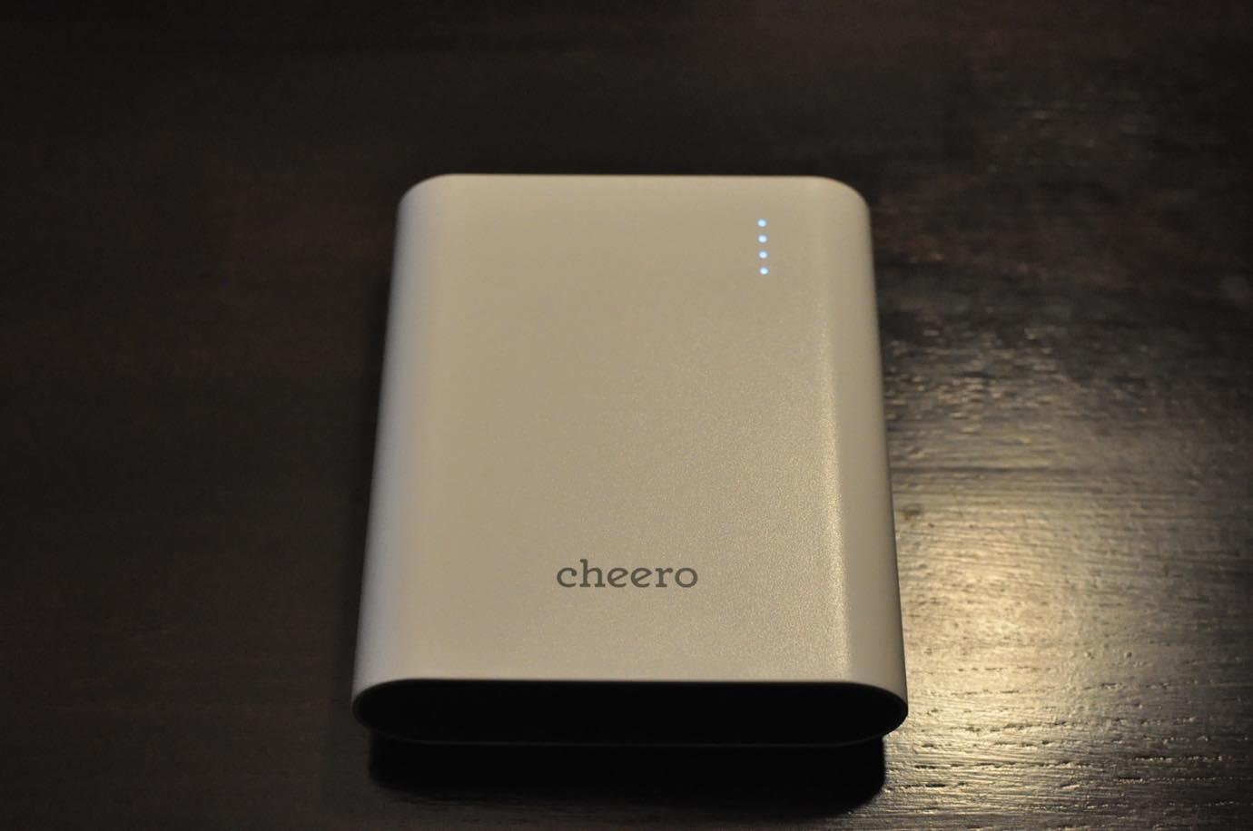 Cheero Power Plus 3 03 20150806 215454
