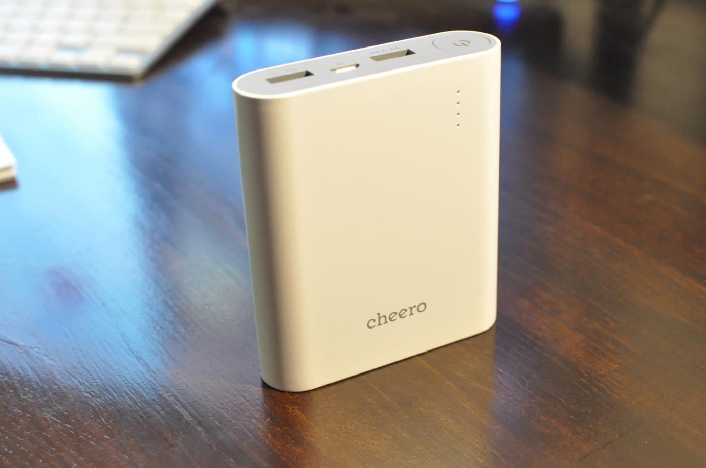Cheero Power Plus 3 07 20150806 215454