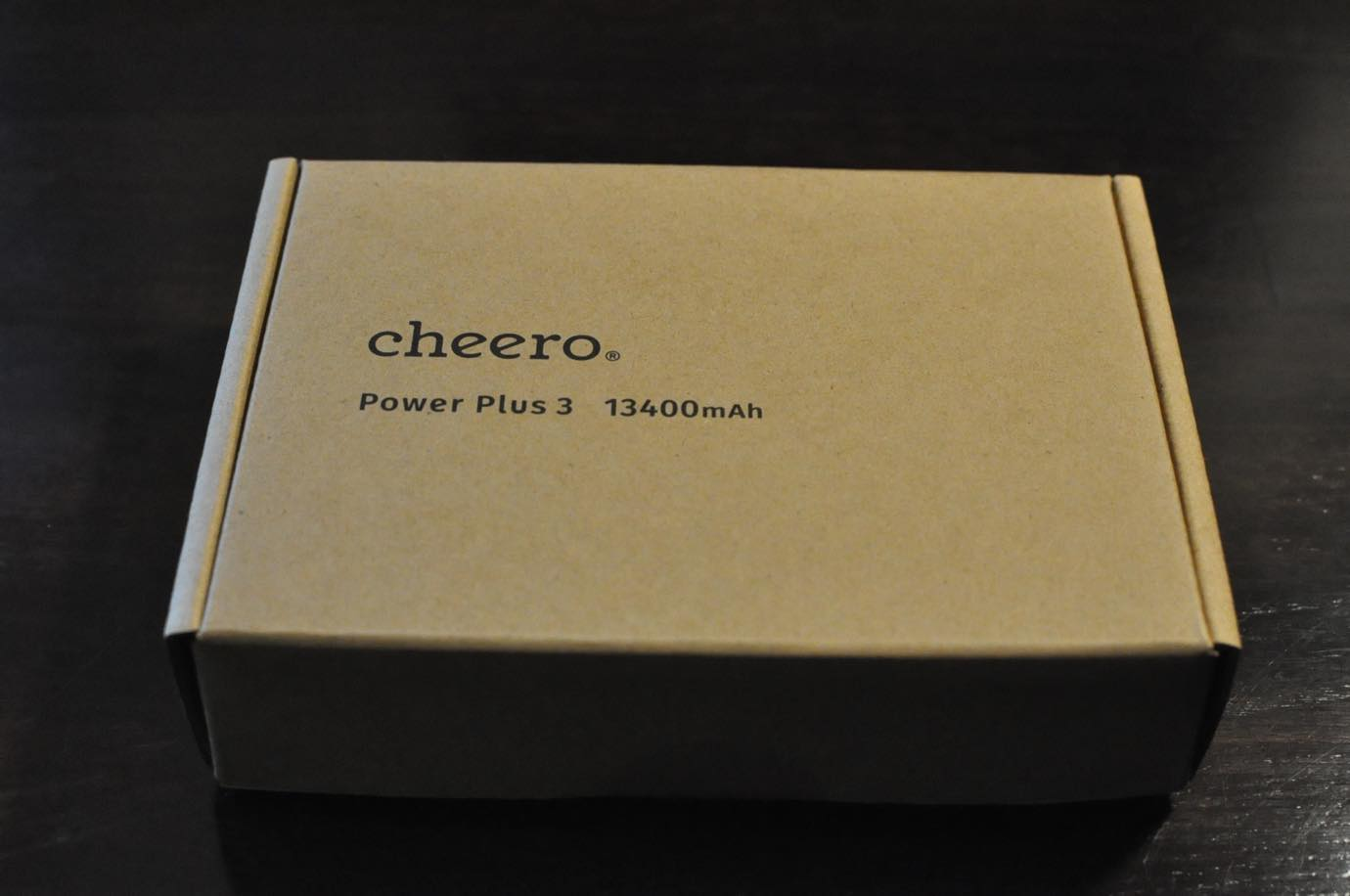 Cheero Power Plus 3 10 20150806 215454