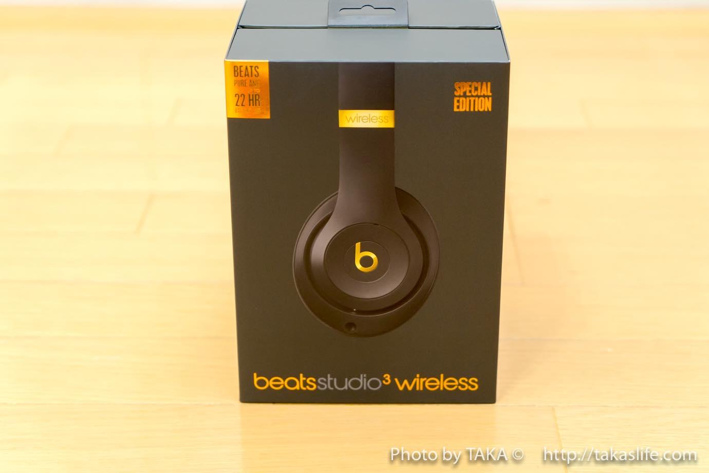 Beats Studio3 Wirelessオーバーイヤーヘッドフォン 03 20171029 141812