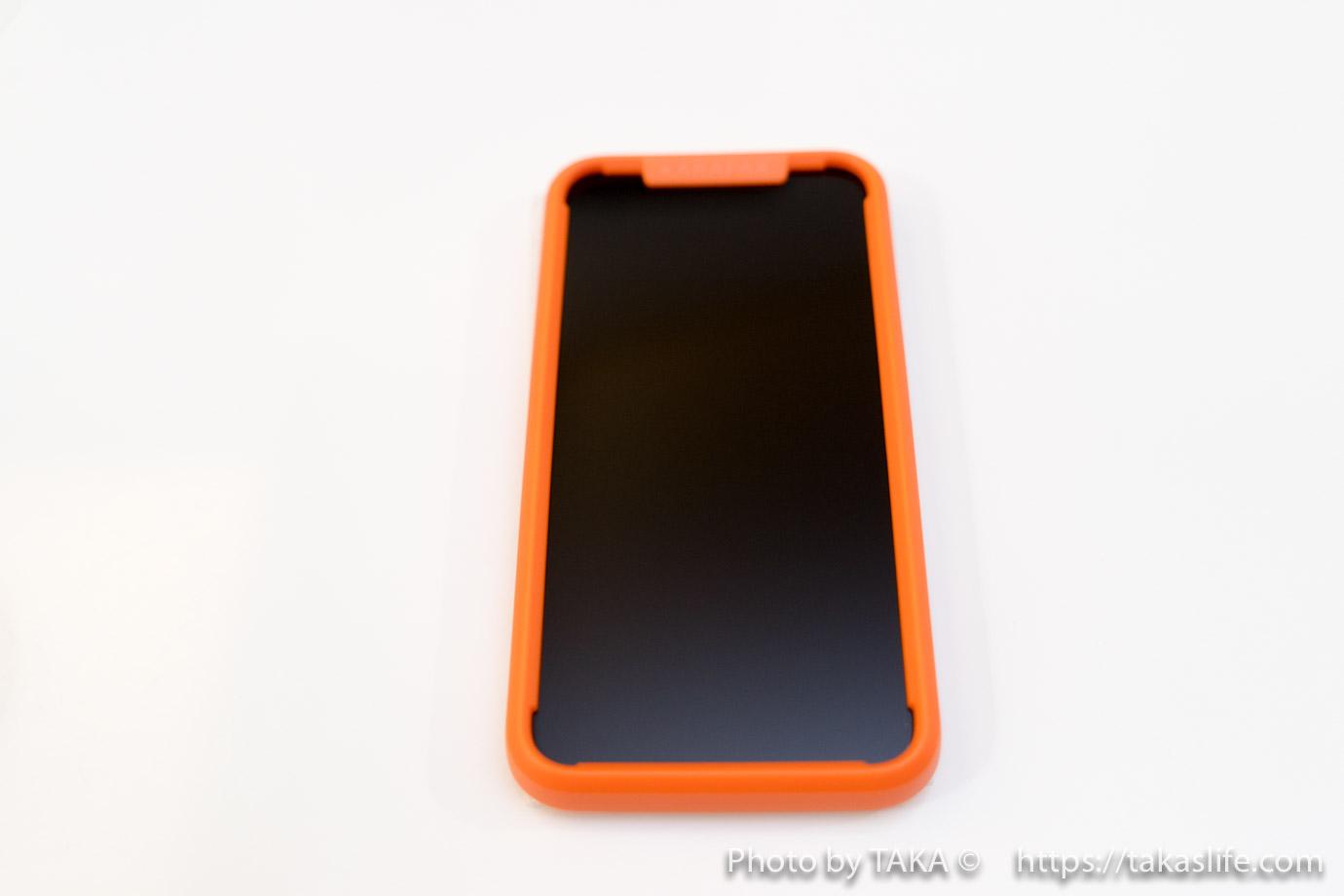 IPhone X ガラス保護フィルム 03 20171112 222007