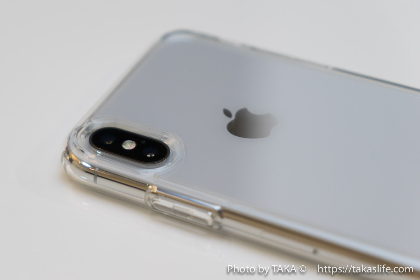 Spigen iPhone X ケース 09 20171113 215633